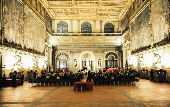 Concerto a Palazzo > Salone dei Cinquecento