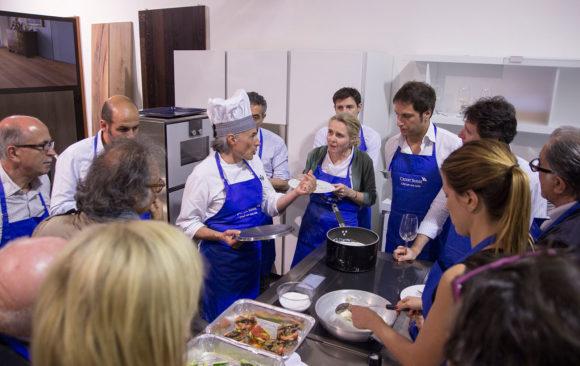 Chef per una Notte >Evento Credit Suisse & Bulthaup >Primavera