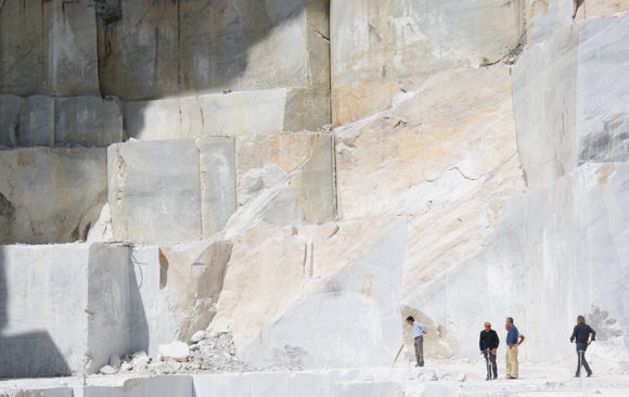 Gita in Cava > Carrara