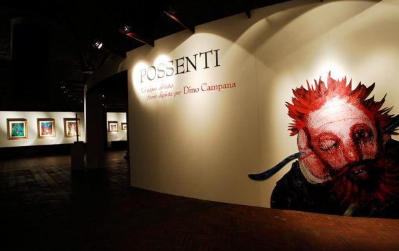 Mostra Antonio Possenti > Sala d'Arme > Palazzo Vecchio