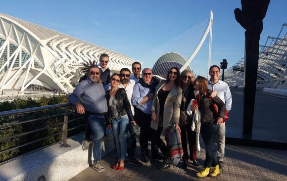 Viaggio di Architettura > Porcelanosa Grupo >Marzo