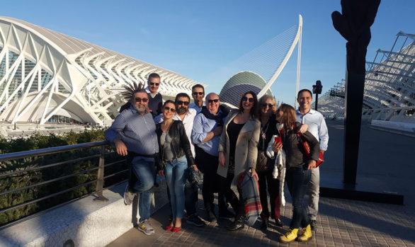 Viaggio di Architettura > Porcelanosa Grupo