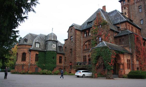 Viaggio di Architettura Villeroy & Boch > Mettlach Germania