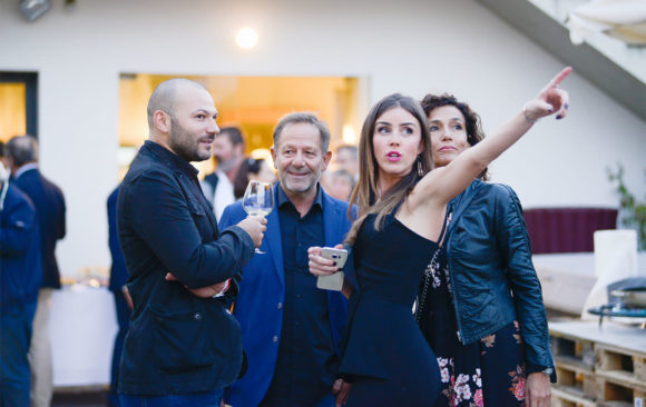 Evento Arte & Design > Porcelanosa > Maurizio Balducci