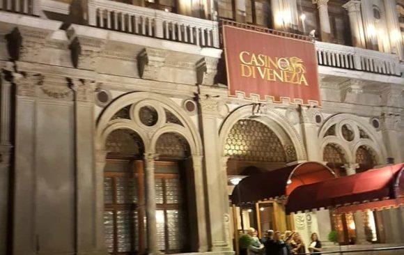 Cena di gala > Casinò di Venezia