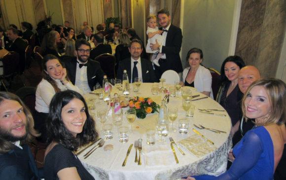 Cena di gala > Palazzo Gaddi