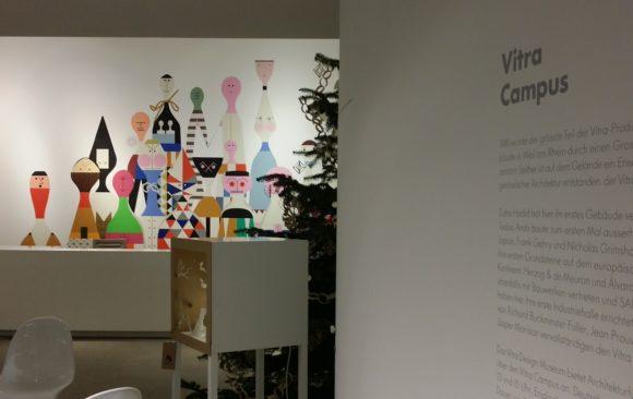 Viaggio di Architettura > Vitra Design Campus > Basilea
