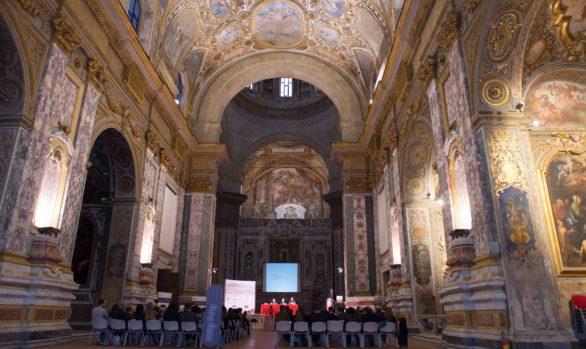 Convegno Sitri > Complesso Monumentale Donna Regina > Napoli