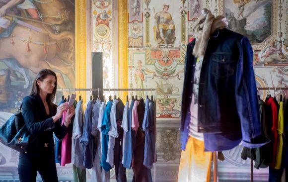 Pitti Immagine Uomo 98 > Malboro Classic >Palazzo Capponi