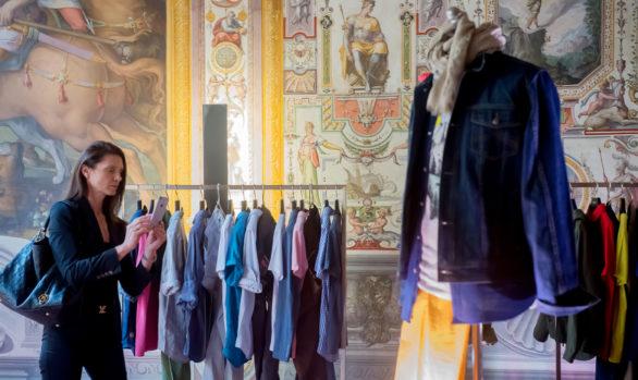 Pitti Immagine Uomo > Malboro Classic >Palazzo Capponi